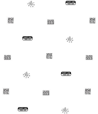 Pattern design for t shirt printing 矢量图像