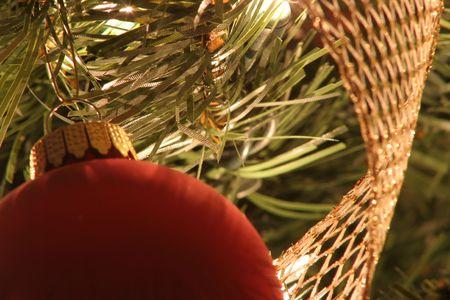 Christmas tree decoration Stock Photo - 2379333