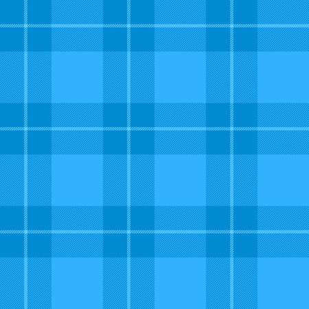clan: Blue tartan plaid