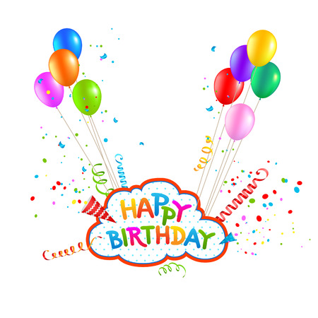 happy birthday: Happy birthday background