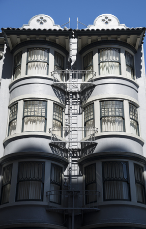 San Francisco Architecture Banco de Imagens