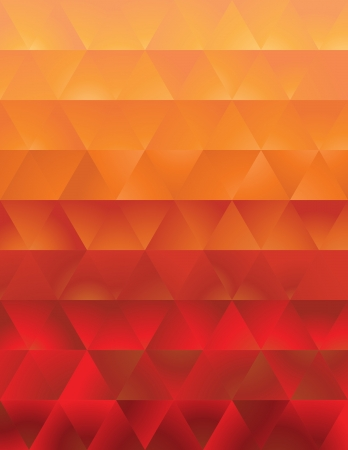 Abstract Pattern and red background Design  Illustration