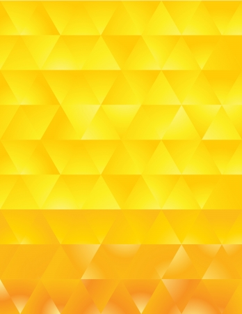 Abstract Pattern and yellow background Design  Illustration