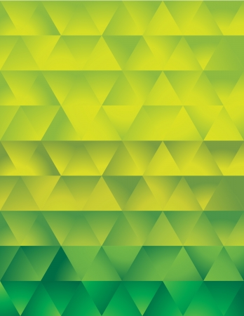 Abstract Pattern and green background Design
