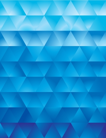 Abstract Pattern and blue background Design