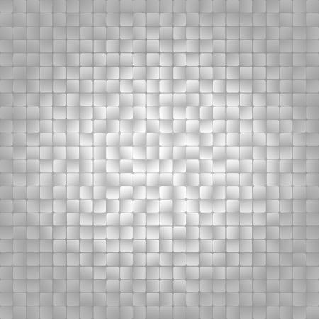 Vintage mosaic abstract circle pattern.