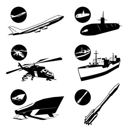 Transportations icon