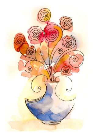 Nice abstract  bouquet