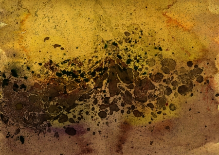 Grunge abstract background with texture effects