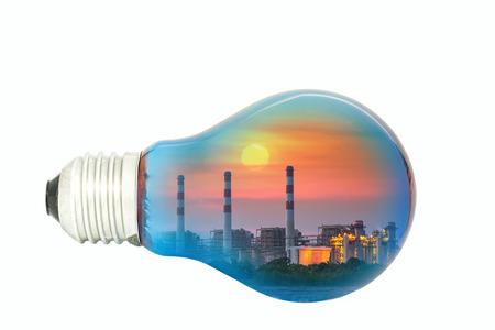 lamp power: Lamp power plant
