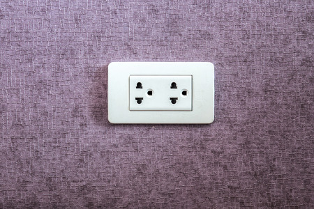 outlet: Power Outlet Stock Photo