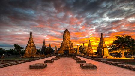 vietnamese ethnicity: Wat Chaiwatthanaram