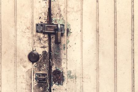 puertas viejas: puertas antiguas Foto de archivo