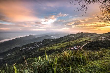 highland region: Phu Thap Boek In Phetchabun,Thailand