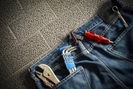 toolset: Jeans pocket tool
