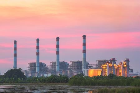 energia electrica: Planta de energía eléctrica despedido Carbón