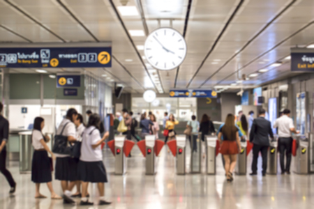 blur subway: Blur Subway Station