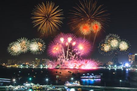 alumni: Pattaya International Fireworks