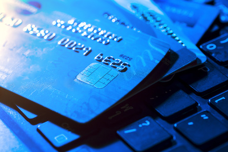 financial security: Credit Cards