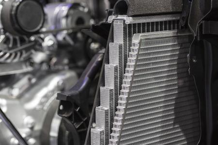 radiador: El radiador