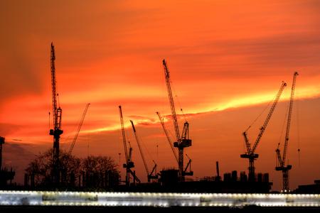 worksite: Construction site