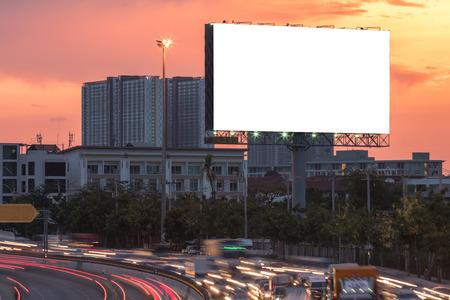 display advertising: White display advertising with traffic.