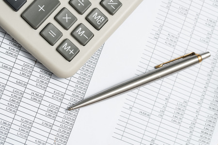 calculations: Accounting calculations