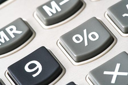 calculate: Calculate Stock Photo