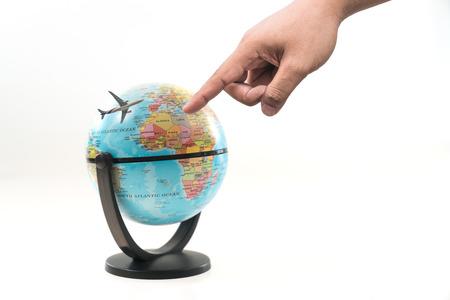 mapa conceptual: Ideas de viaje
