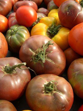 heirloom: heirloom tomatoes