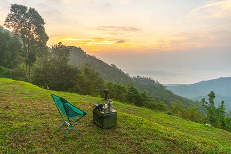 National Park in Northern,Thailand.