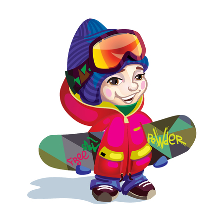 3,289 Snowboarder Stock Vector Illustration And Royalty Free ...