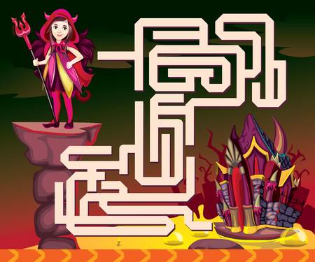 harridan: Halloween maze