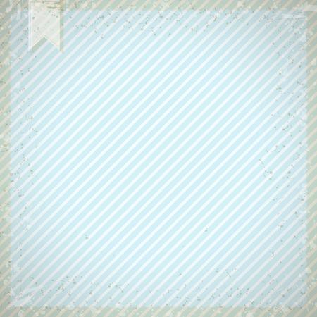 diagonal stripes: Vintage background with blue diagonal stripes