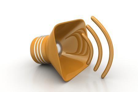 Public announcement loudspeakers