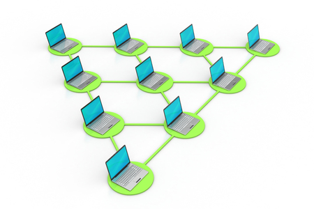transmit: Laptop networking