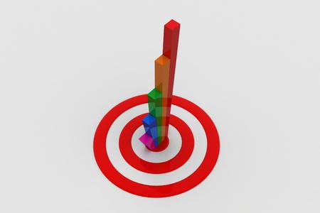Financial growth attain target