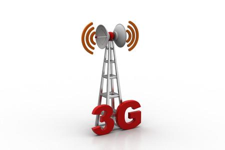 3G digital cellular telecommunication technology