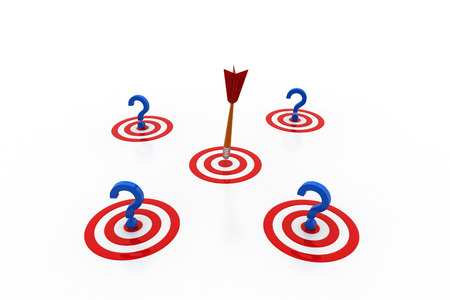 Target achievement concept
