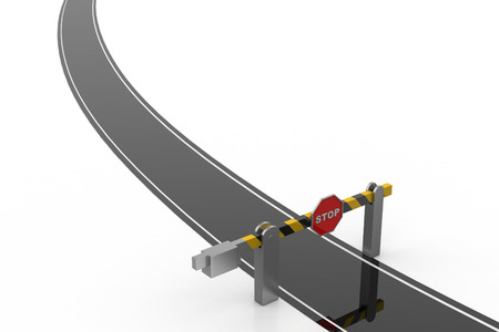 Vehicle access barrier