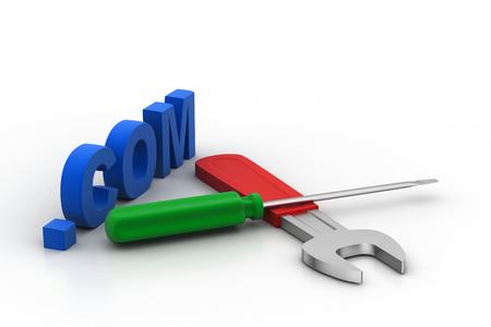 Domain service concept
