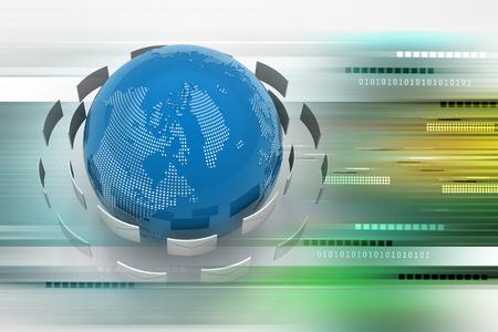 E mail concept Stock fotó