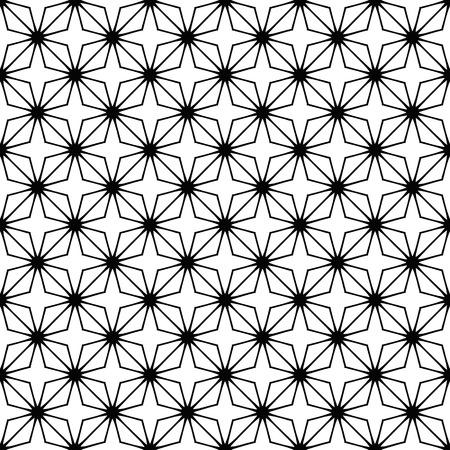 Vector mandala seamless pattern Reklamní fotografie - 101501742
