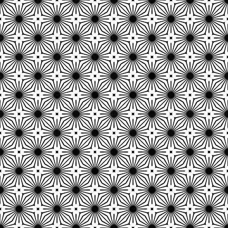 Vector mandala seamless pattern Reklamní fotografie - 101501772