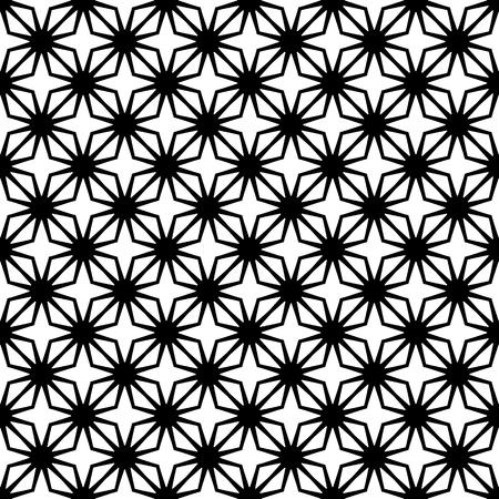 Vector mandala seamless pattern Reklamní fotografie - 101501813