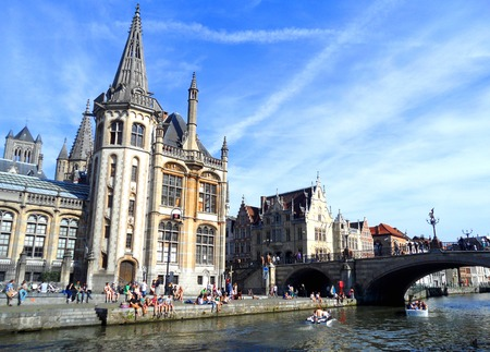 gent: A perfect day in Gent, Belgium