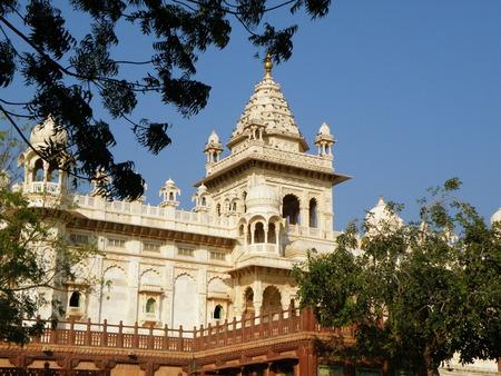 jainism: A Stunning Jainism Temple in Rajasthan, India Stock Photo