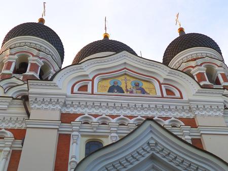 The Arts of the Orthodox Church in Tallinn, Estonia