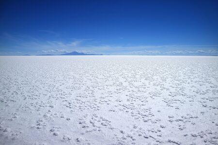 Salar de Uyuni salt flats after the rainy season,   Bolivia, South America