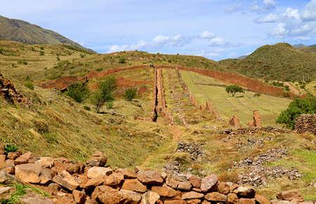 Piquillacta, a Massive Archaeological Site of the Wari Culture in the South Valley of Cusco Region, Peru